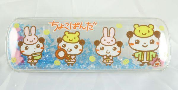 【震撼精品百貨】Chocopanda 麵包師傅廟會園丁熊貓~塑膠鉛筆盒『廟會』