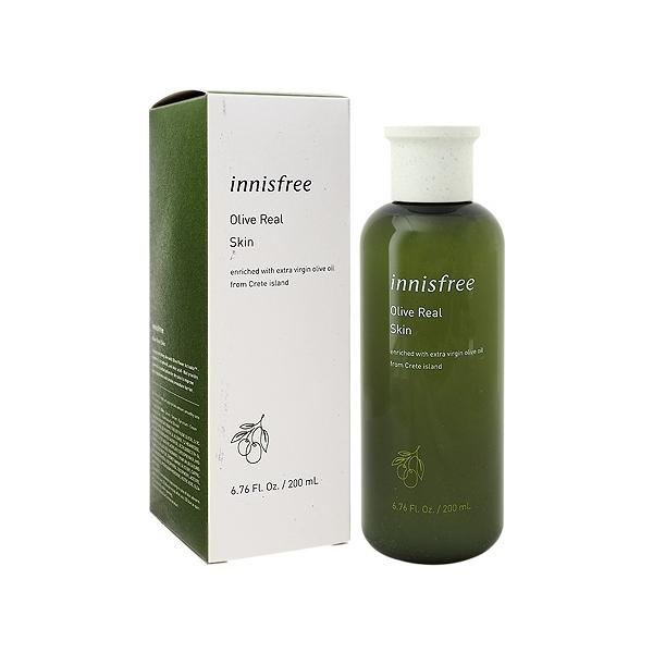 韓國 Innisfree 橄欖真萃保濕化妝水200ml(EX升級版)【小三美日】