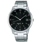 【人文行旅】Agnes b. | 法國簡約雅痞 FBRT983 簡約時尚腕錶 40mm