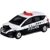 TOMICA 多美小汽車NO.021 日產NOTE警車_ TM021A5