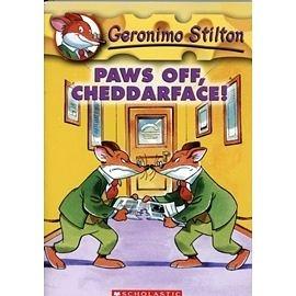 【老鼠記者】# 06: PAWS OFF CHEDDARFACE