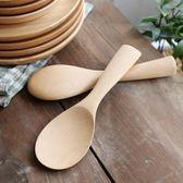 櫸木飯匙不粘米木質飯鏟 飯瓢 家用飯鏟