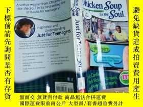 二手書博民逛書店Chicken罕見Soup for the Soul: Just