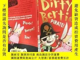 二手書博民逛書店dirty罕見bertie 骯臟的伯 蒂Y200392