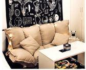 懶人沙發榻榻米折疊沙發雙人日式多功能