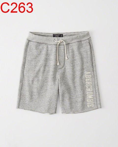AF Abercrombie & Fitch A&F A & F 男 當季最新現貨 短褲 AF C263