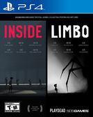 PS4 INSIDE / LIMBO 雙包裝(美版代購)