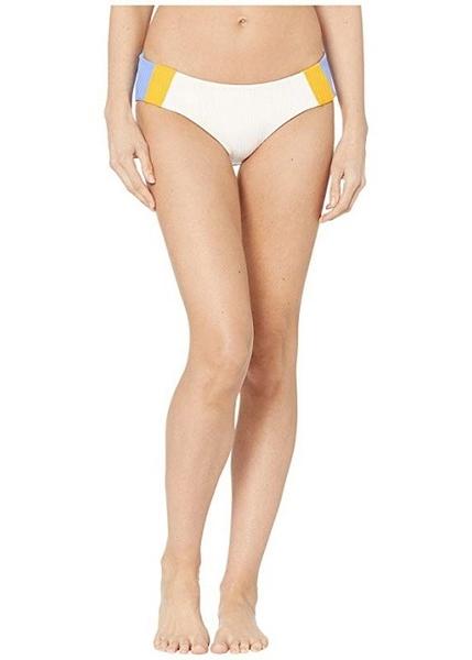 HURLEY|女 W RIB BLOCKED BOY SURF BOTTOM SAIL 比基尼褲