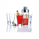 Luminarc 雪克杯5件組(4玻璃杯+ 1個雪克杯)J3334