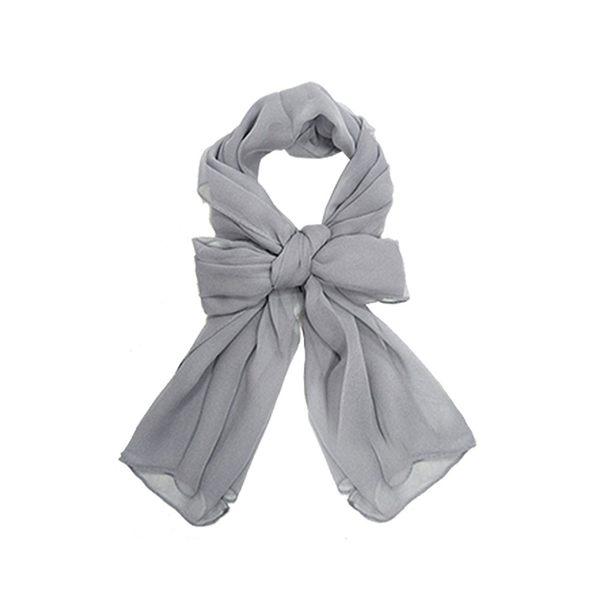 時尚必備透氣浪漫防曬絲巾 六色可選