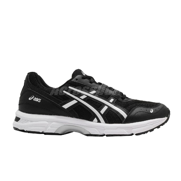 Asics 休閒鞋 Gel-Escalate 黑 白 黑白 男鞋 女鞋 老爹鞋 運動鞋 【ACS】 1201A042001