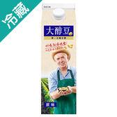 味全大醇豆原味豆漿936ML【愛買冷藏】