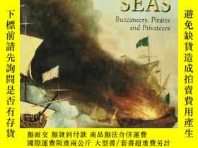 二手書博民逛書店Scourge罕見of the Seas: Buccaneers