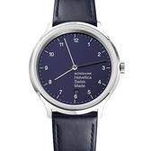 設計系列腕錶-海軍藍/40mm  Mondaine 瑞士國鐵錶