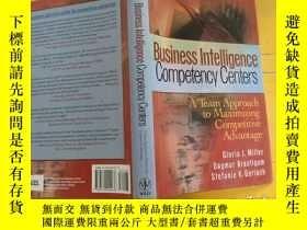 二手書博民逛書店Business罕見Intelligence Competency Centers: A Team Approac
