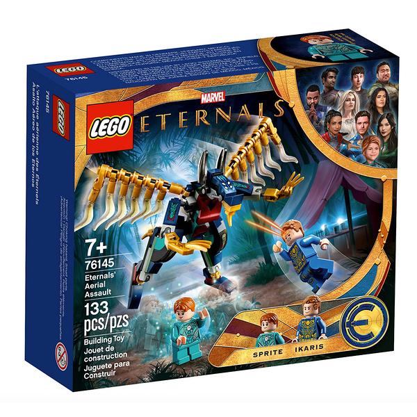 LEGO 樂高 Eternal永恆族系列 Eternals' Aerial Assault_LG76145