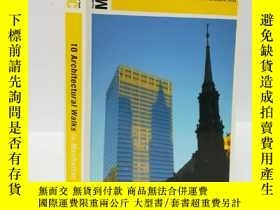 二手書博民逛書店The罕見Municipal Art Society of New York: 10 Architectural