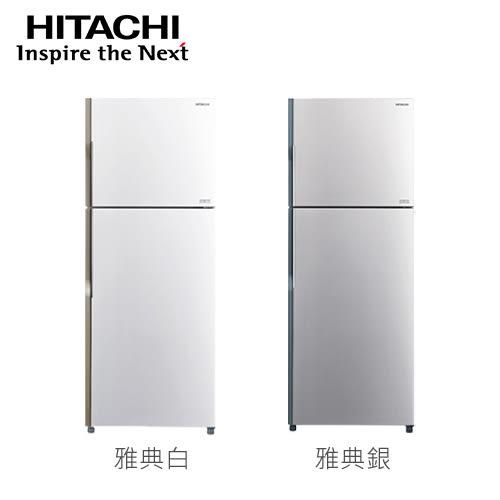 HITACHI日立 381L雙門變頻冰箱