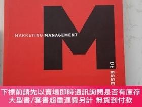 二手書博民逛書店Marketing罕見management De essentiallyY385290 Philip Kotl