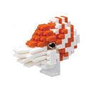 【日本KAWADA河田】Nanoblock迷你積木-鸚鵡螺 NBC-192