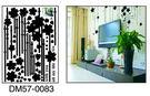 大款DM57-0083第三代可移動式DIY藝術裝飾無痕壁貼/牆貼/防水貼紙