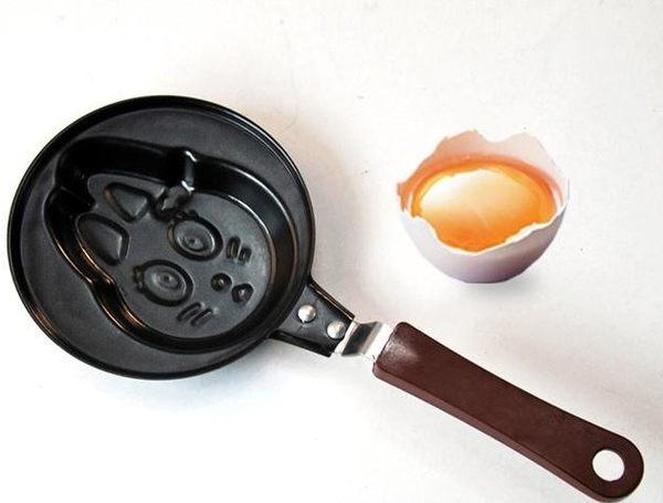 【協貿國際】兔子煎蛋鍋(無蓋)3入