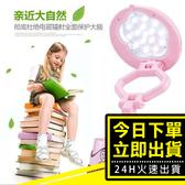 24hr    蛋糕小夜燈摺疊usb 充電閱讀檯燈觸控LED 裝飾可愛