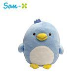 藍企鵝款【日本正版】角落生物 絨毛玩偶 擺飾 拍照玩偶 娃娃 角落小夥伴 San-X - 688895