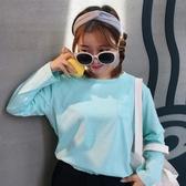 ★現貨★上衣 基本款單邊口袋造型長袖棉T 小豬兒 MiNi Jule 【SCA62048998】
