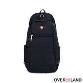 OVERLAND - 美式十字軍 - 經典新譯拉鍊設計後背三用包 - 3177