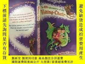 二手書博民逛書店the罕見new adventures of the wishing chair 許願椅的新 冒 險 !Y20