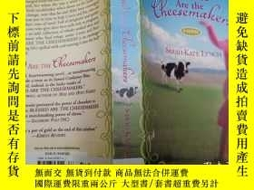 二手書博民逛書店blessed罕見are the cheesemakersY27