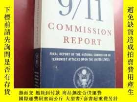 二手書博民逛書店THE罕見9 11 COMMISSION REPORT (AUT