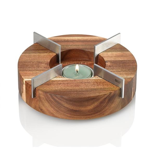 德國AdHoc 造型茶壺加熱底座