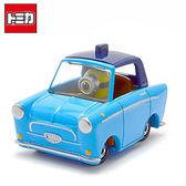【日本正版】TOMICA 騎乘系列 R03 史都華 露西特務機關車 小小兵 STUART 玩具車 多美小汽車 - 887331