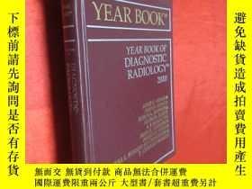 二手書博民逛書店The罕見Year Book of Diagnostic (20