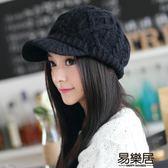 毛帽韓版潮羊毛帽子可愛加厚毛線帽