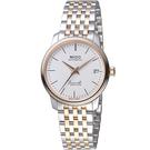 MIDO美度錶 BARONCELLI 永恆系列III雙色簡約女腕錶   M0272072201000
