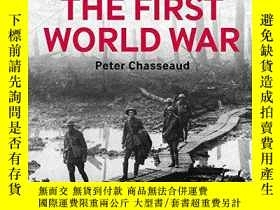 二手書博民逛書店Mapping罕見the First World War: Th