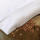 台灣檜木 舒活枕心 拜訪長輩最推薦舒眠禮盒 內含5KG台灣檜木球珠13mm,枕頭可記憶睡眠頭型