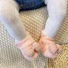 學步鞋 春新生0-3-6月1歲男女寶寶棉鞋學步加絨軟底不掉保暖鞋【快速出貨八折鉅惠】