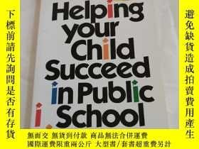 二手書博民逛書店Helping罕見your Child Succeed in P