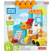 Fisher-Price 費雪 MEGA BLOKS 美高工作現場&皇家城堡 TOYeGO 玩具e哥