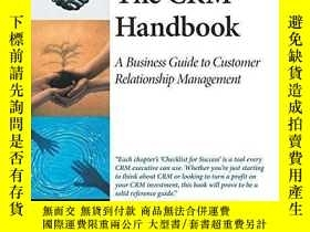 二手書博民逛書店The罕見Crm Handbook: A Business Guide To Customer Relations