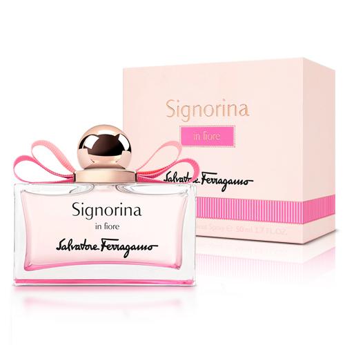 【即期品】Salvatore Ferragamo 花漾伊人女性淡香水(50ml)【ZZshopping購物網】
