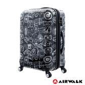 AIRWALK - 精彩歷程 環郵世界行李箱28吋-共2色