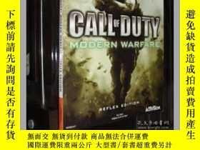 二手書博民逛書店使命召喚4罕見官方遊戲攻略 Call of Duty4 電腦遊戲