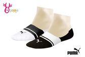 PUMA NOS條紋 船型襪 隱形襪 裸襪 運動襪 台灣製 襪子 一雙入 SX353 SX354#白黑◆OSOME奧森童鞋