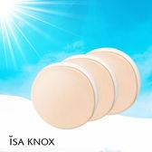 【ISA KNOX】冰晶補水防曬粉底專用粉撲*3