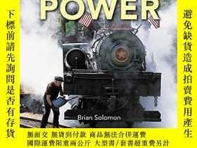 二手書博民逛書店Steam罕見Power-蒸汽動力Y443421 Brian Solomon Ha... 出版1970